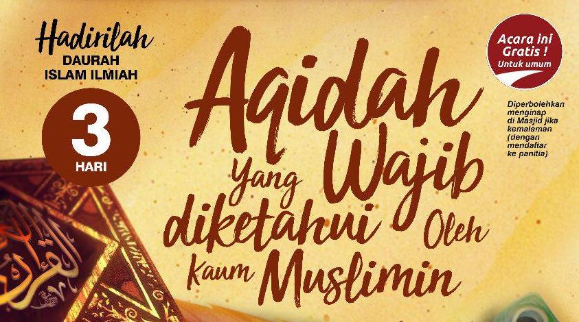 Tafsir Al Fatihah – Sesi 3