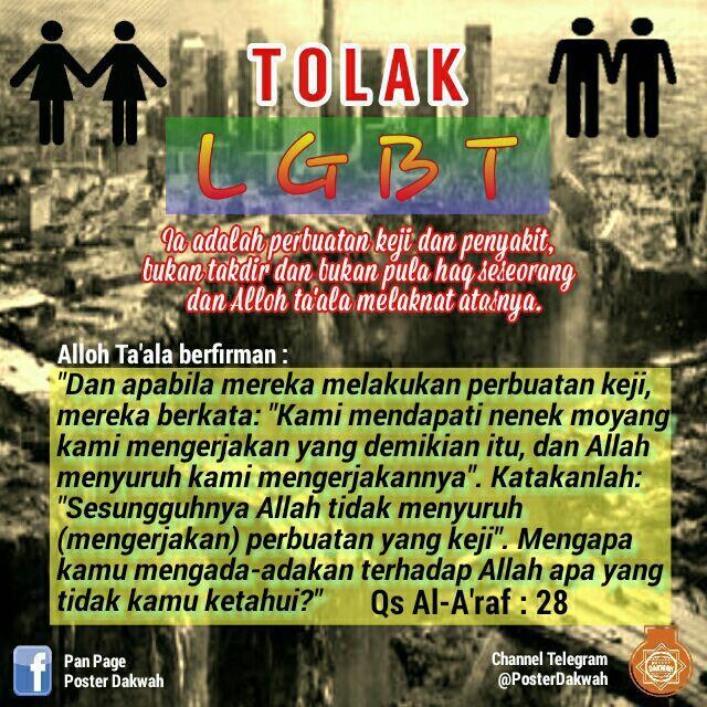 LGBT & Tahun Baru Dalam Pandangan Islam